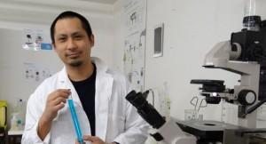 La start-up Kyanos et le CRITT Bio-Industries cultivent une micro-algue pour répondre au défi alimentaire sur Terre et sur Mars (Article de ladepeche.fr)