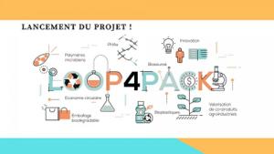 Projet ANR LOOP4PACK