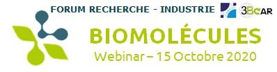 Forum Recherche Industrie – Biomolécules