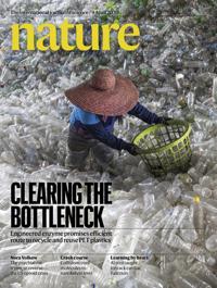 Un article associant CARBIOS, TBI et le CRITT Bio-Industries fait la une du prestigieux journal scientifique Nature